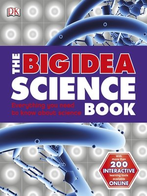 cover image of The Big Idea Science Book