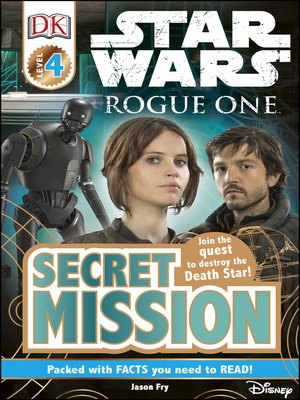 cover image of Star Wars: Rogue One: Secret Mission