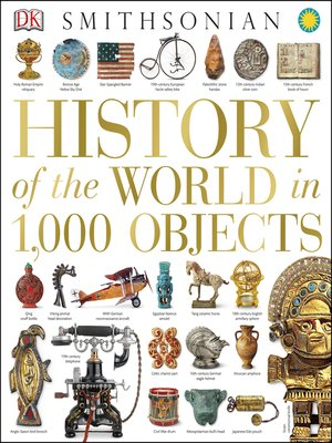 cover image of History of the World in 1,000 Objects