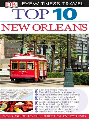 cover image of Top 10 New Orleans