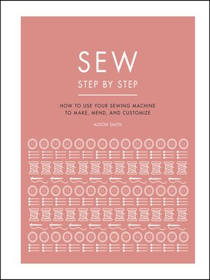 cover image of Sew Step by Step