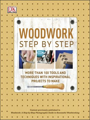 cover image of Woodwork Step by Step