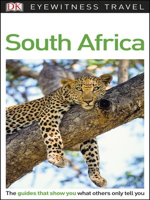 cover image of DK Eyewitness Travel Guide - South Africa