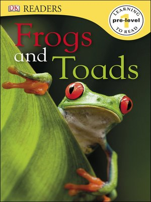 cover image of Frogs & Toads