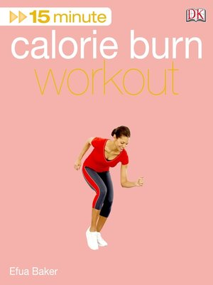 cover image of 15 Minute Calorie Burn Workout