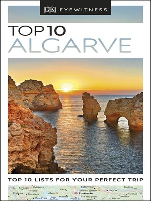 cover image of DK Eyewitness Top 10 Algarve