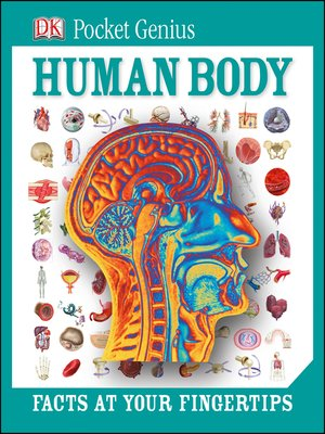 cover image of Pocket Genius: Human Body