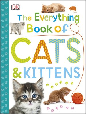 cover image of The Everything Book of Cats and Kittens