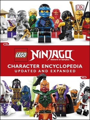 cover image of LEGO NINJAGO Character Encyclopedia, Updated Edition