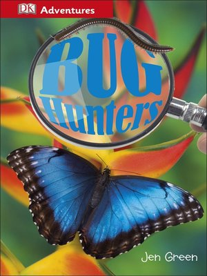 cover image of Bug Hunters