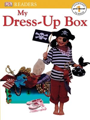 cover image of My Dress-Up Box