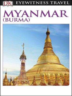cover image of Myanmar (Burma)