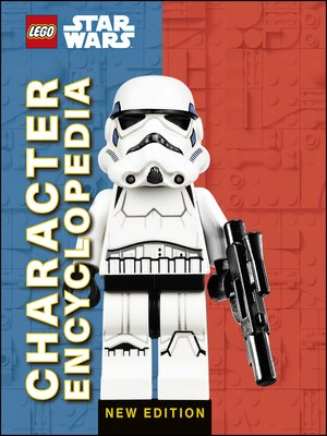 cover image of LEGO Star Wars Character Encyclopedia New Edition