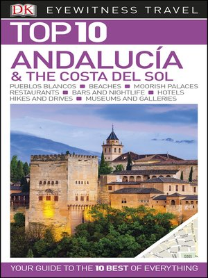cover image of Andalucía and the Costa del Sol