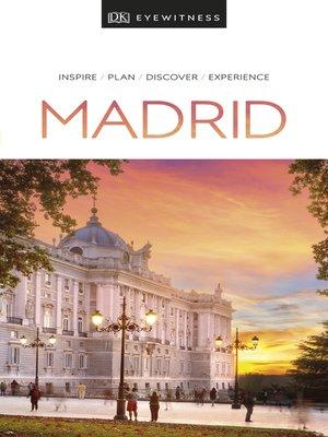 cover image of DK Eyewitness Madrid