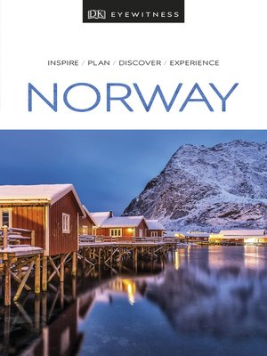 cover image of DK Eyewitness Travel Guide Norway