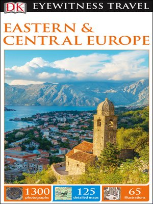 cover image of DK Eyewitness Travel Guide - Eastern and Central Europe