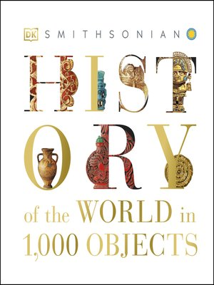 cover image of History of the World in 1000 Objects