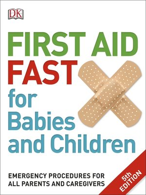 cover image of First Aid Fast for Babies and Children