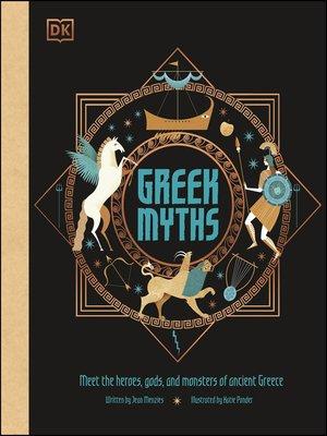 cover image of Greek Myths
