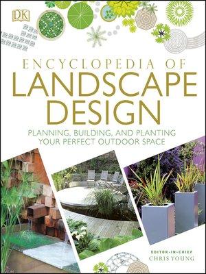 cover image of Encyclopedia of Landscape Design