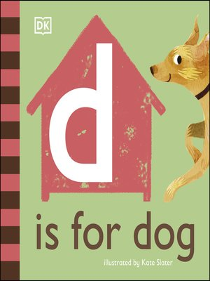 cover image of D is for Dog