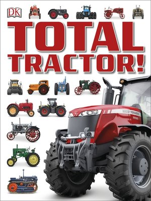 cover image of Total Tractor!