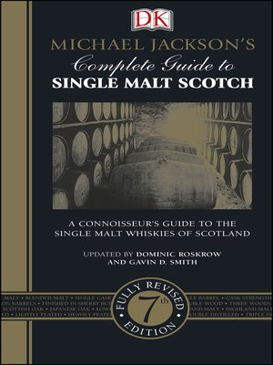 cover image of Michael Jackson's Complete Guide to Single Malt Scotch