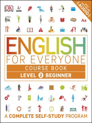 cover image of English for Everyone Course Book: Level 2 Beginner