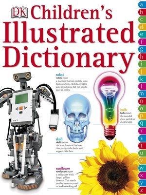 cover image of Children's Illustrated Dictionary