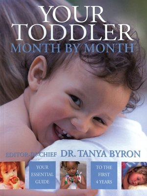 cover image of Your Toddler Month by Month