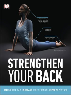 cover image of Strengthen Your Back