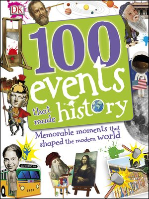 cover image of 100 Events That Made History