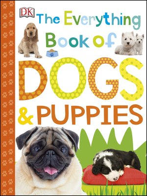 cover image of The Everything Book of Dogs and Puppies