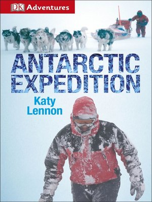cover image of Antarctic Expedition