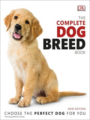 cover image of The Complete Dog Breed Book