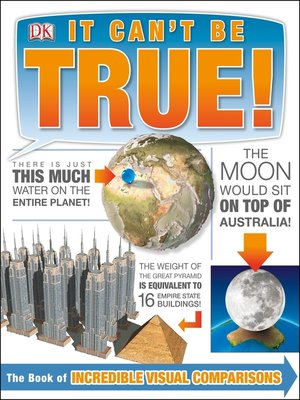 cover image of It Can't Be True!