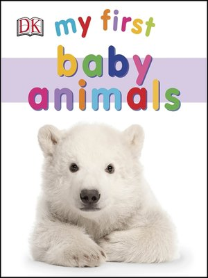 cover image of My First Baby Animals