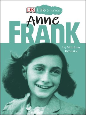 cover image of DK Life Stories Anne Frank