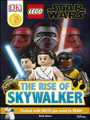 cover image of LEGO Star Wars the Rise of Skywalker