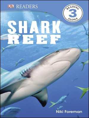 cover image of Shark Reef