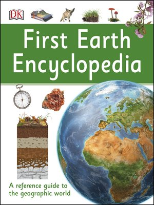 cover image of First Earth Encyclopedia