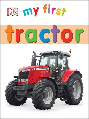cover image of My First Tractor