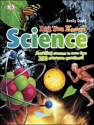 cover image of Did You Know? Science