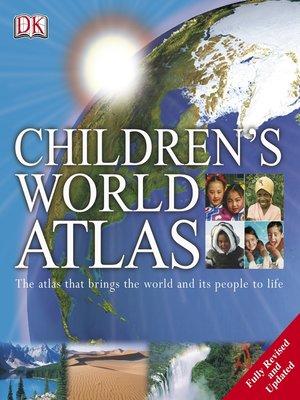cover image of Children's World Atlas