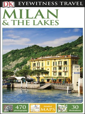 cover image of DK Eyewitness Travel Guide - Milan & the Lakes