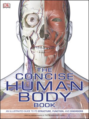 cover image of The Concise Human Body Book
