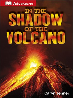 cover image of In the Shadow of the Volcano
