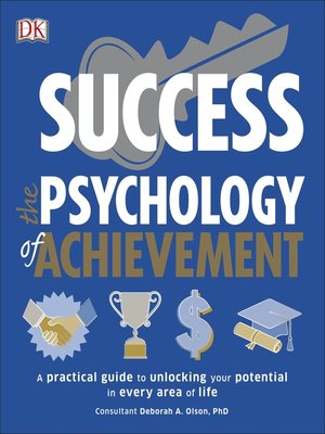 cover image of Success the Psychology of Achievement