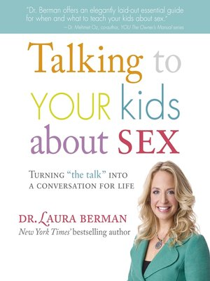 cover image of Talking to Your Kids About Sex
